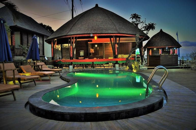 Ocean Terrace Suite And Spa Luxury, Klungkung