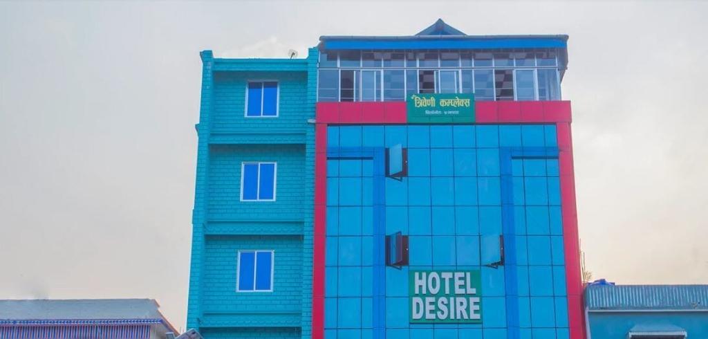 OYO 373 Spoton Hotel Desire Pvt Ltd, Mechi