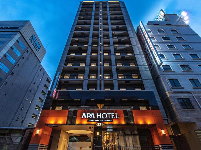 APA Hotel Shin-Osaka Esaka Ekimae, Suita