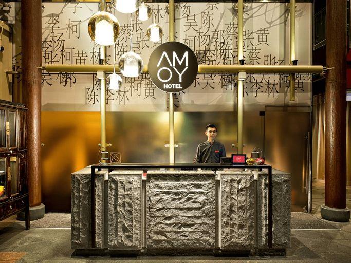 AMOY by Far East Hospitality, Singapore