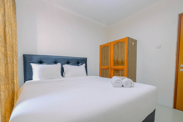 Cozy 2BR Apartment at Green Central City near Chinatown By Travelio, Jakarta Barat