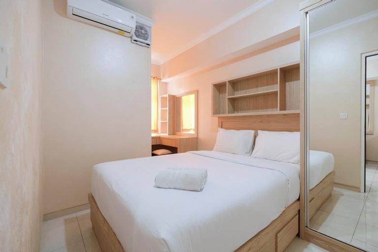 City View 2BR at Springlake Summarecon Bekasi Apartment By Travelio, Bekasi