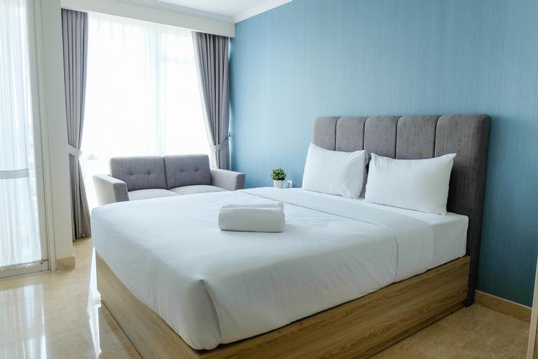 Exclusive Studio Apartment at Menteng Park By Travelio, Jakarta Pusat