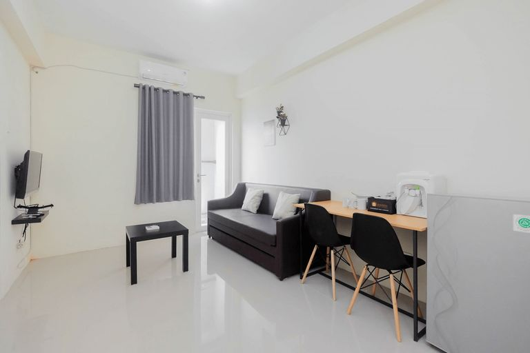 Cozy 2BR Bogorienze Resort Apartment near Nirwana Residence By Travelio, Bogor