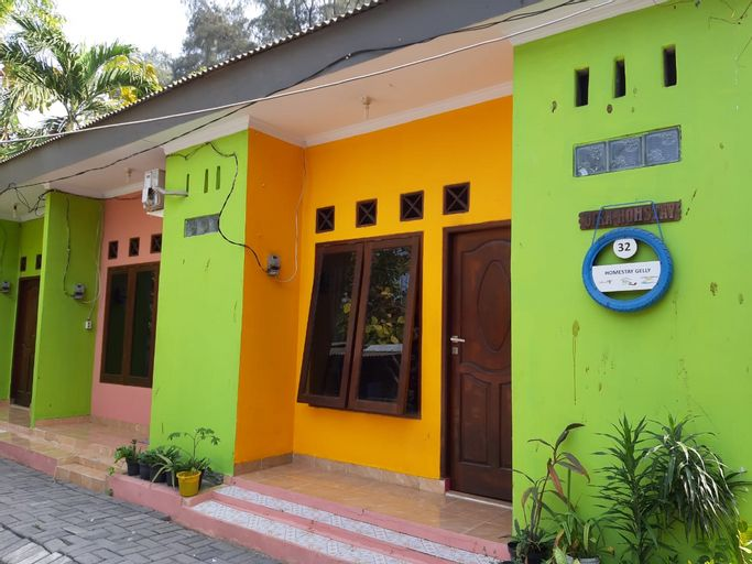 Gelly Homestay Pulau Pramuka, Thousand Islands