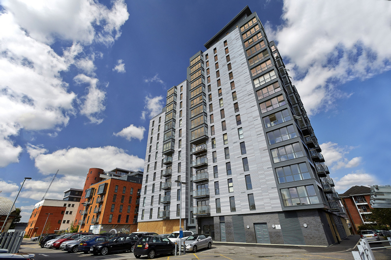 Lexington Apartments By Flying Butler, Slough