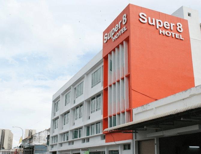 Super 8 Hotel @ Georgetown, Pulau Penang