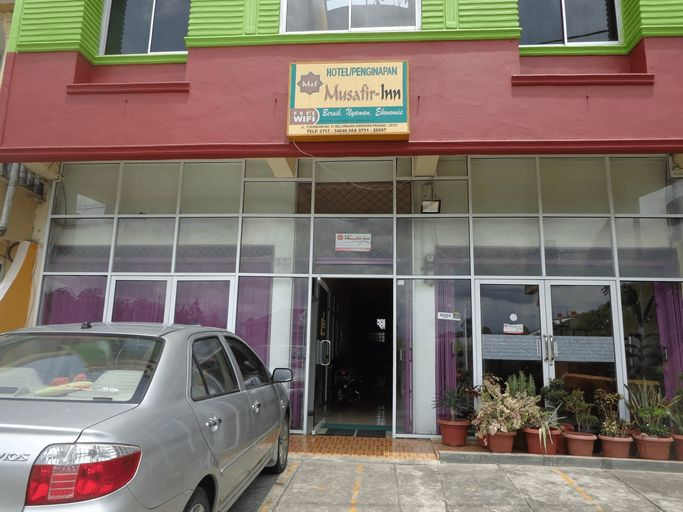 Musafir Inn, Padang