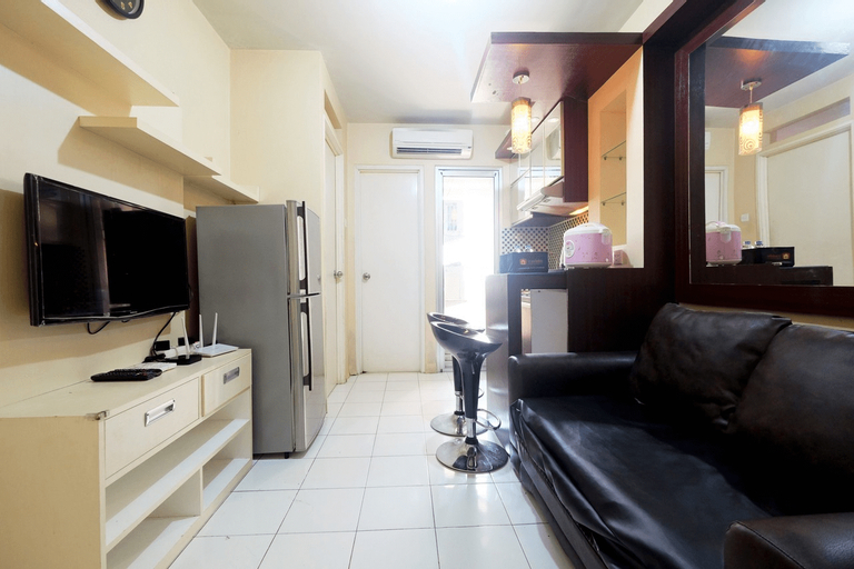 Best Choice 2BR Apartment at Kalibata City By Travelio, Jakarta Selatan