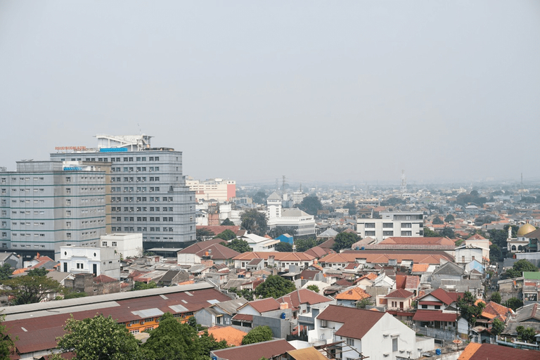 Modern 2BR With City View @ Pancoran Riverside Apartment By Travelio, South Jakarta