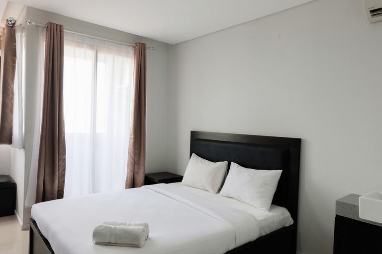 Minimalist Studio Paddington Heights Apartment Alam Sutera By Travelio, Tangerang