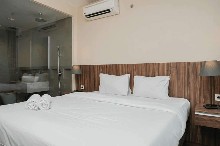 Deluxe 2BR Apartment at Satu8 Residence By Travelio, Jakarta Barat