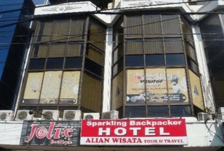 Sparkling Backpacker Hotel, Surabaya