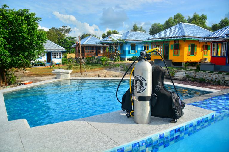 Rock and Wreck Dive Resort, Belitung