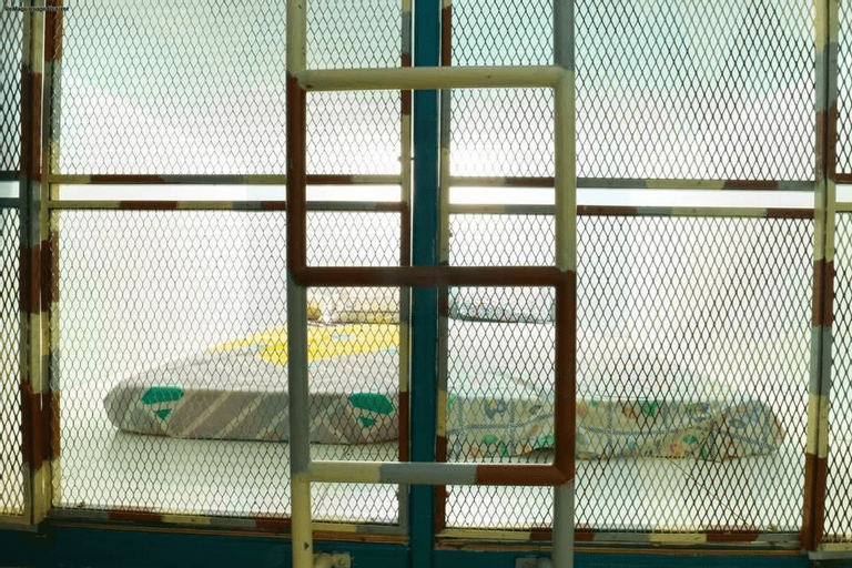 Kabin Kapsul Halte UI Depok, Jakarta Selatan