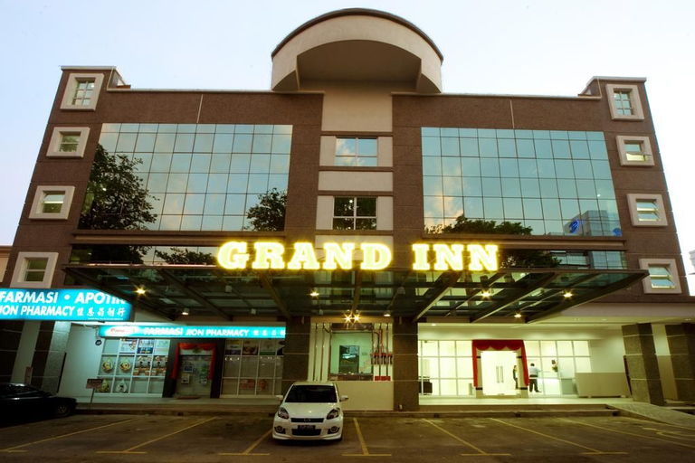 Grand Inn Macalister Road, Pulau Penang