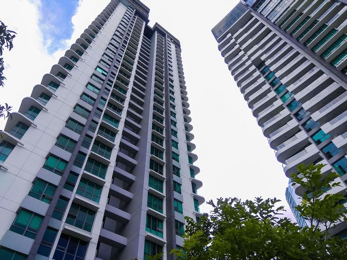 Luxurious 2BR St. Moritz Puri Apartment with Private Lift By Travelio, West Jakarta
