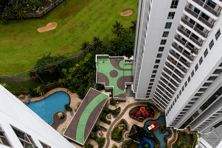 2BR Huge The Mansion Tower Capilano Apartment By Travelio, North Jakarta