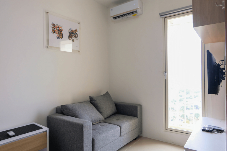Simply 2BR at Silk Town Apartment By Travelio, Tangerang