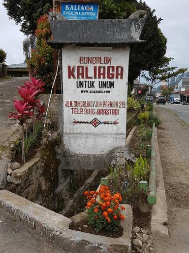 Kaliaga Bungalow, Karo