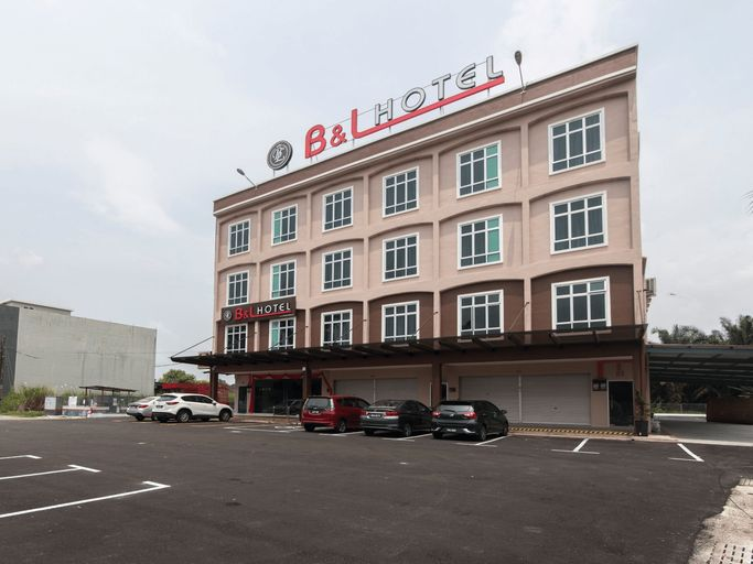 OYO 44119 B&l Hotel, Batang Padang