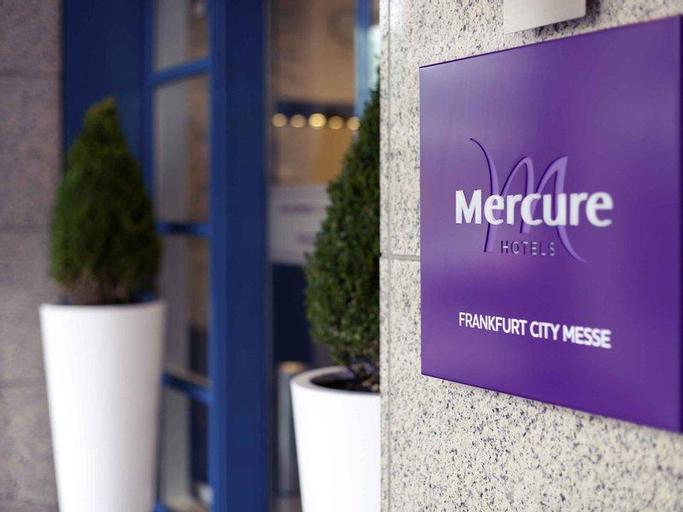 Mercure Hotel Frankfurt City Messe, Frankfurt am Main