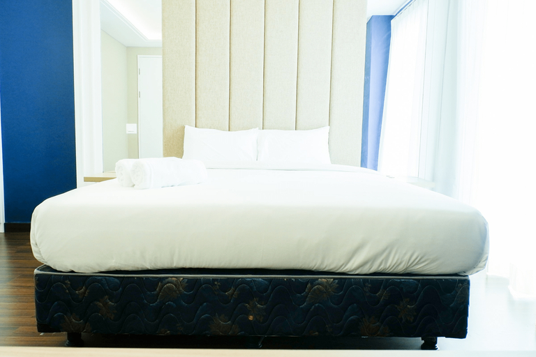 Spacious 2BR Apartment at Satu8 Residence By Travelio, Jakarta Barat