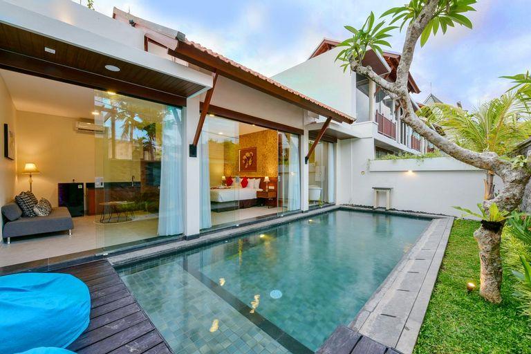 Del Cielo Private Pool Villa Seminyak, Badung