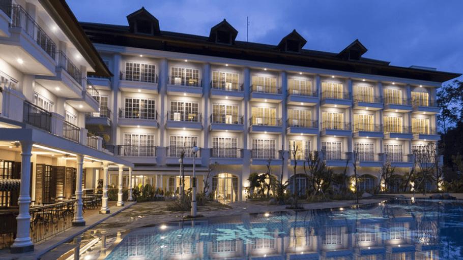 Plataran Heritage Borobudur Hotel, Magelang