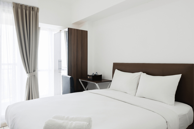 Comfortable Studio Apartment M-Town Residence By Travelio, Tangerang