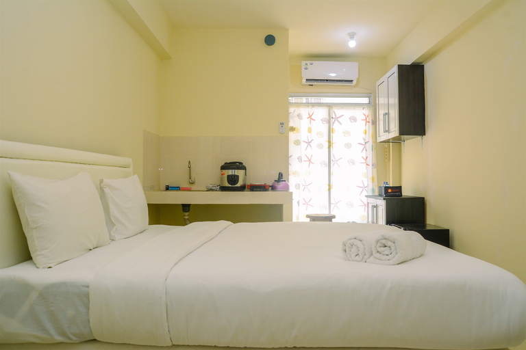 Strategic Studio Apartment at Casablanca East By Travelio, Jakarta Timur