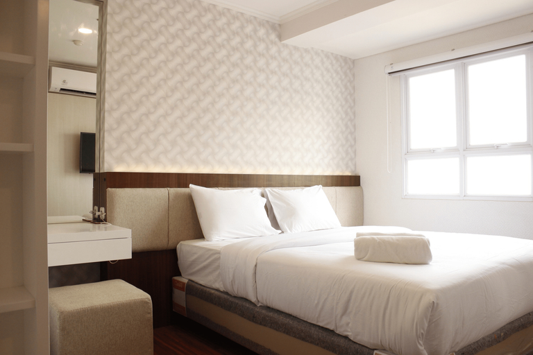 Gorgeous 2BR Apartment at Gateway Pasteur near Exit Toll By Travelio, Cimahi