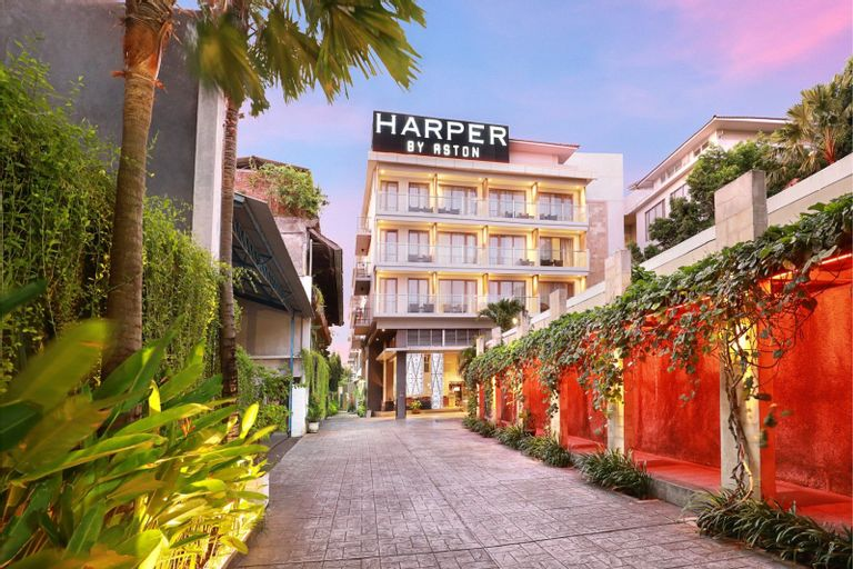 Harper Kuta Hotel by ASTON, Badung