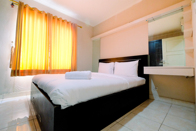 Classic 2BR City Home MOI Apartment By Travelio, North Jakarta