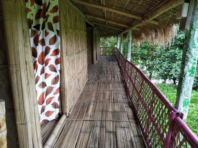 Jonki Panoi Bamboo Cottages, Jorhat