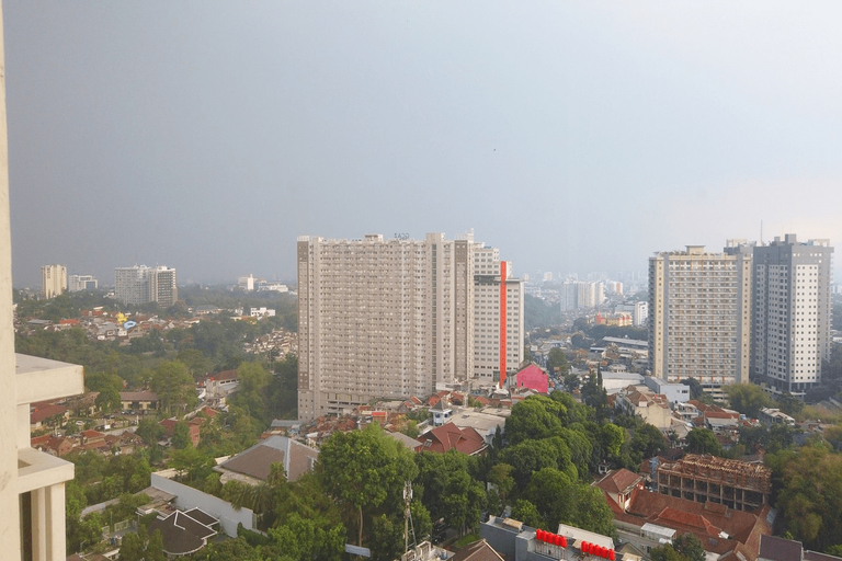 Trendy & Comfy Apartment 1BR Parahyangan Residence near UNPAR By Travelio, Bandung