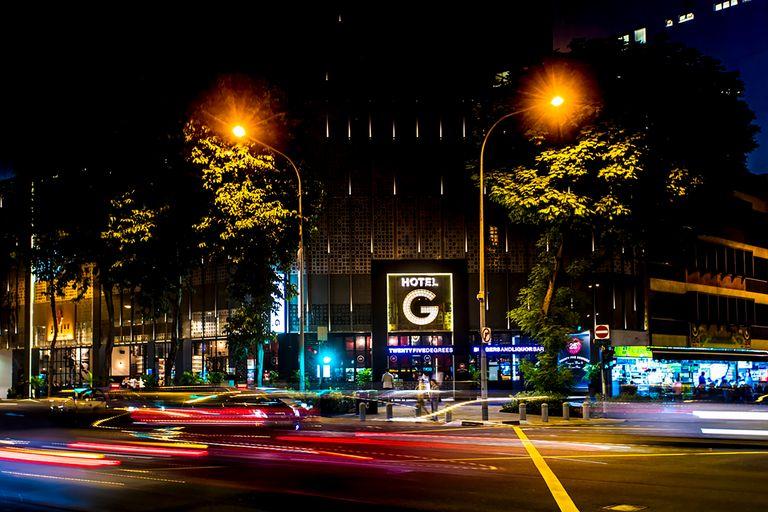 Hotel G Singapore, Rochor