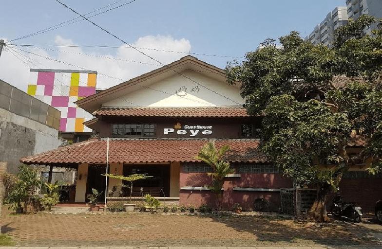 Peye Guest House, Malang