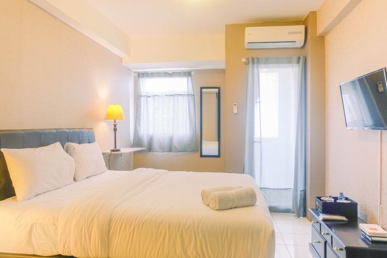 New Furnished Studio Apartment at Gunung Putri Square By Travelio, Bogor