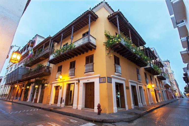 Hotel Boutique Casa del Coliseo, Cartagena de Indias