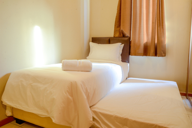 Best 3BR Apartment Grand Palace Kemayoran with Sofabed By Travelio, Jakarta Pusat