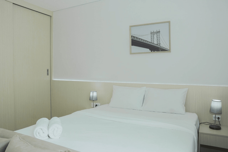 Comfortable Studio Room at Capitol Suites Apartment By Travelio, Jakarta Pusat
