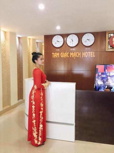 Tam Giac Mach Hotel, Hà Giang