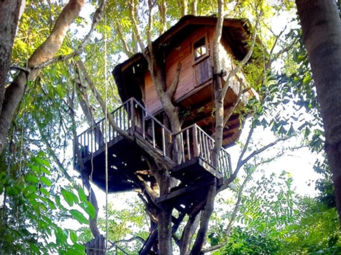 Rabeang Pasak Tree House Resort, Doi Saket