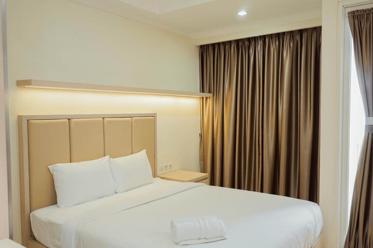 Comfy Studio Apartment at Menteng Park By Travelio, Jakarta Pusat