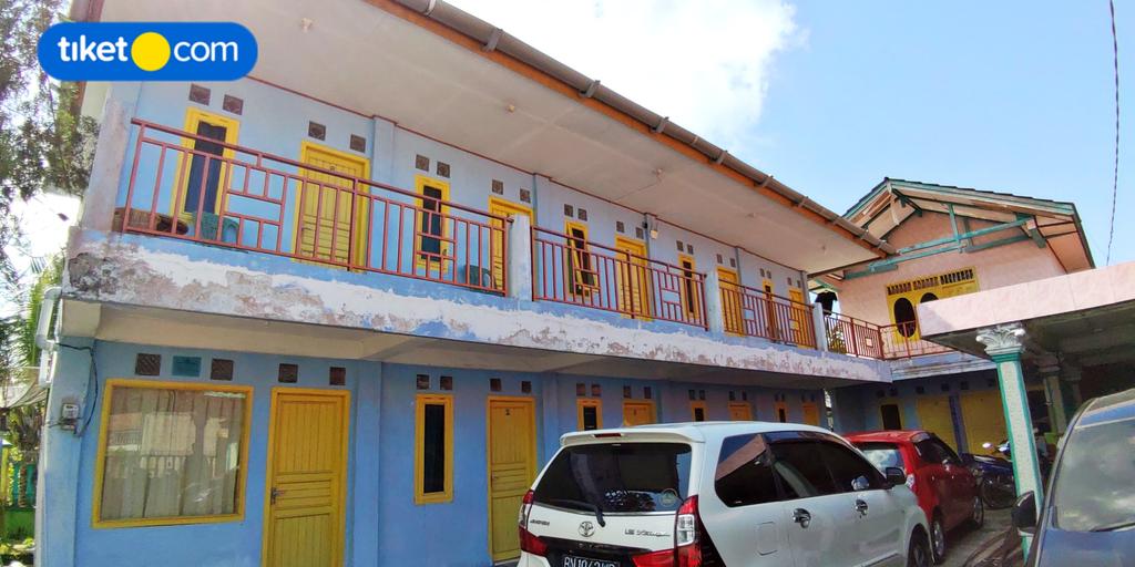 Penginapan Belitung Melambai, Belitung