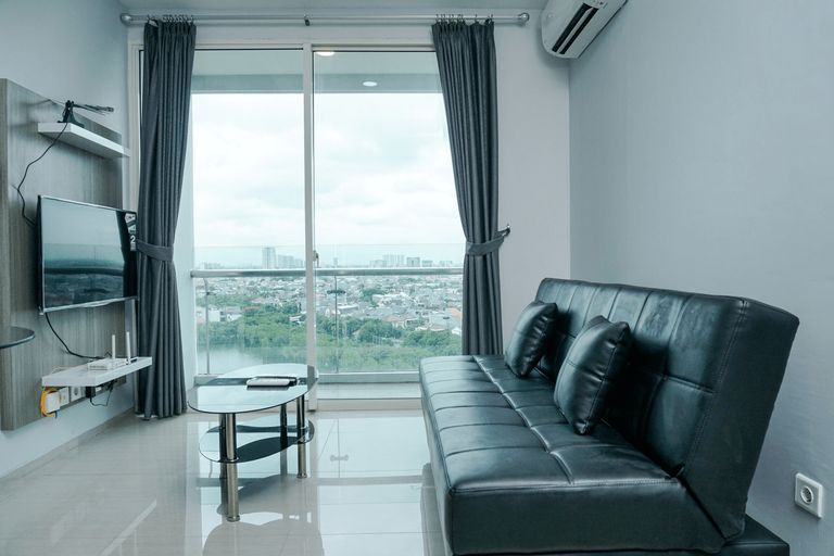 Relaxing 2BR at CitraLake Suites Apartment By Travelio, West Jakarta