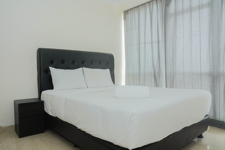 Modern and Functional 2BR Menteng Park Apartment By Travelio, Jakarta Pusat