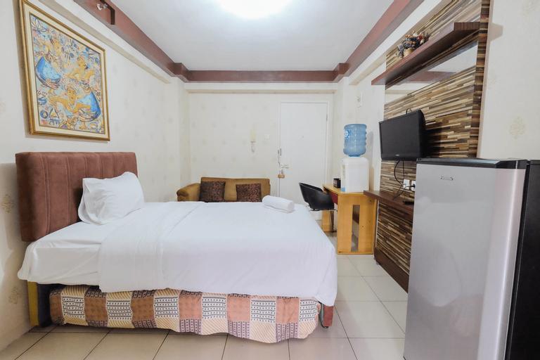 Cozy Studio at Green Palace Kalibata City Apartment By Travelio, Jakarta Selatan
