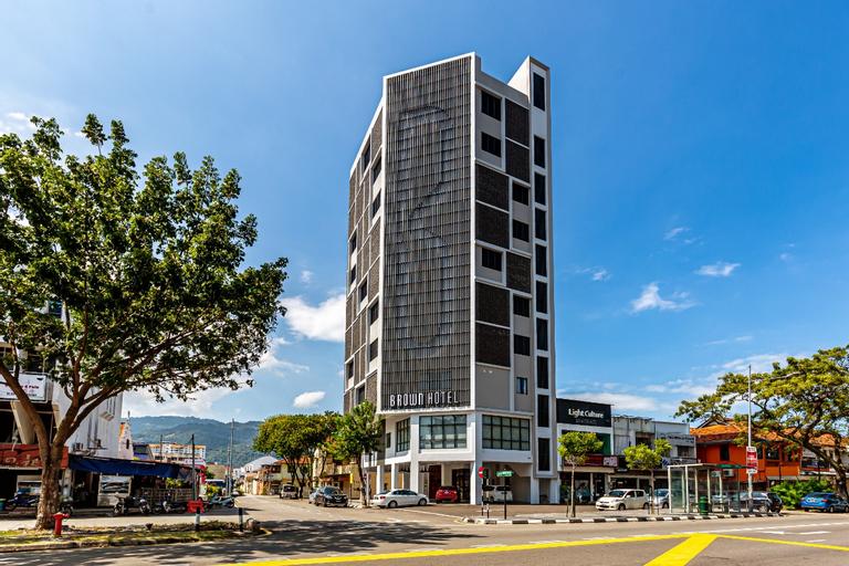 Brown Hotel, Pulau Penang